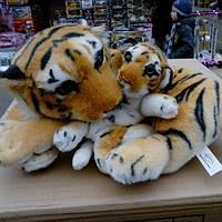 Тигр с тигренком,мягкая игрушка