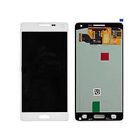 Дисплейный модуль для Samsung A500 Galaxy A5 (White) 100% Original