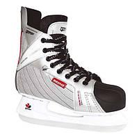 Коньки хоккейные ледовые Tempish Vancouver серебристые