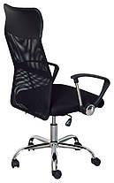 Кресло Ультра Хром Сетка Черная (Richman ТМ), фото 2