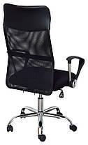 Кресло Ультра Хром Сетка Черная (Richman ТМ), фото 3