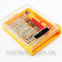 Профессиональный набор отвёрток 32в1 универсальный для телефонов, ноутбуков и прочей электроники! Качество! , фото 3