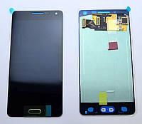 Дисплейный модуль для Samsung A500 Galaxy A5 (Black) 100% Original
