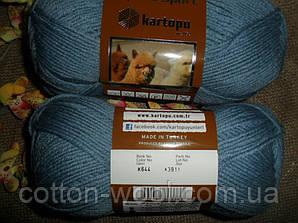 Alpaca Sport (Альпака Спорт) 644 джинсовый