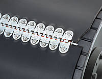 Flexco 550 Bolt Hinged болтовые шарнирные механические соединители конвейерной ленты 550J500NC-SN