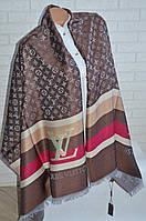 Стильный палантин шарф Louis Vuitton