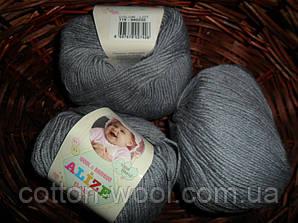 Alize Baby wool (Ализе Беби вул) 119 детская пряжа