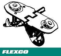 Flexco Bolt Hinged 375X болтовые шарнирные механические соединители конвейерной ленты 375XJ500NC-SN