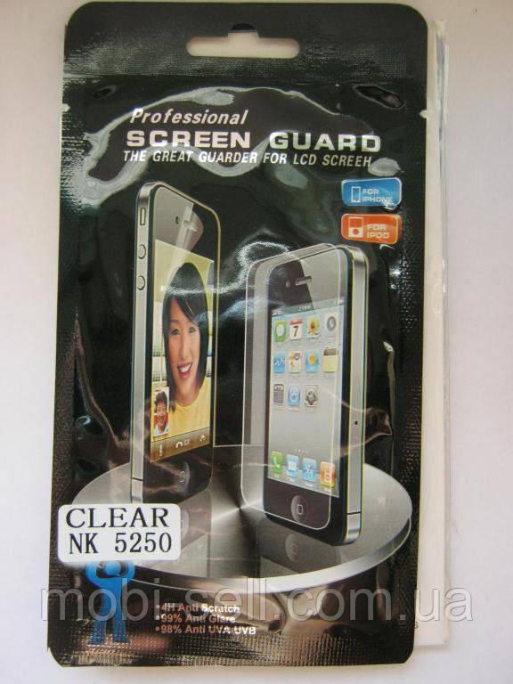 Защитная пленка для Nokia 5250
