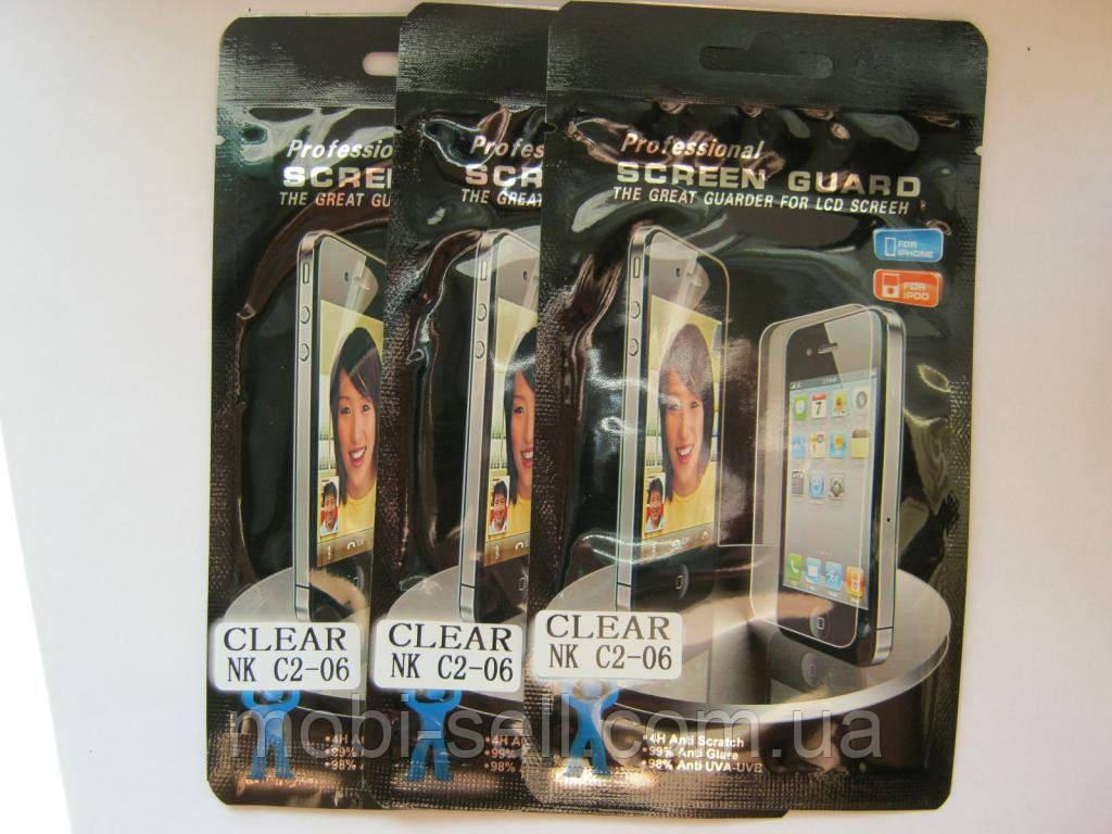Защитная пленка для Nokia C2-06