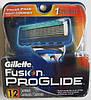 Лезвия Gillette Fusion Proglide Manual 12, Cartridges