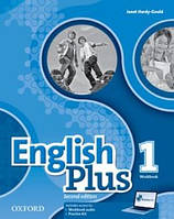 English Plus 1 Workbook for Ukraine /2nd ed/