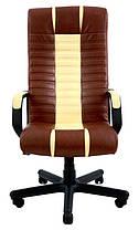 Кресло Атлант пластик Мадрас табак/ваниль (Richman ТМ), фото 2