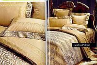Набор постельное белье с покрывалом W071 евро (7 предметов) Word of Dream