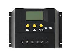 Контроллер заряда 60А 48В CM6048