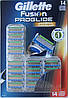 Лезвия Gillette Fusion Proglide Power 14, Count Cartridge