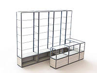 Мебель для магазинов на заказ