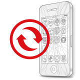 Замена экрана (дисплейного модуля) iPhone 4/4S