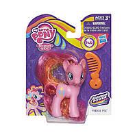 "Фигурка пони Пинки Пай + тиара ""Радужная сила"" - Pinkie Pie, My Little Pony, Rainbow Power, Hasbro"
