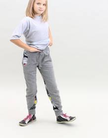 Детские спортивные штаны для девочек