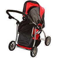Детская коляска для куклы 9672 Melogo