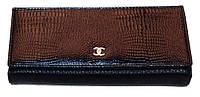 Кошелек Chanel 6708-278 женский кожвинил монетница внутри