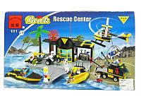 Конструктор BRICK 111 База спасателей