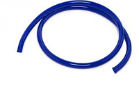 Силиконовый шланг для кальяна - Синий цвет 1.5 метра