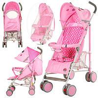 Детская прогулочная коляска 102-4-8