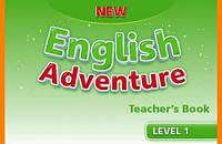 New English Adventure 1 TB