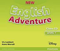 New English Adventure 1 class CD