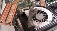Чистка системы охлаждения компьютера