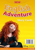 New English Adventure 1 Storycards