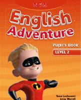 New English Adventure 2 SB + DVD