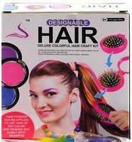 Цветные мелки для волос Hair 89018