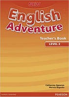 New English Adventure 3 TB