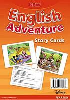 New English Adventure 3 Storycards