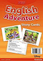 New English Adventure 3 Storycards