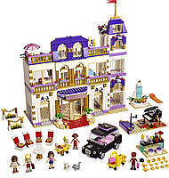 LEGO Friends Гранд-отель в Хартлейке Heartlake Grand Hotel Building Kit 41101