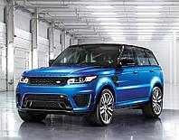 Обвес SVR на Range Rover Sport