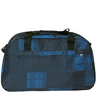 Дорожная сумка-саквояж большая 204 синяя