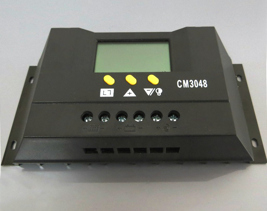 Контроллер заряда 30А 48Вольт CM3048