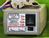 Зарядний пристрій АІДА 10 S (4-180А), десульфатація, фото 3