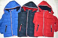 Зимняя курточка для мальчика Nature