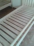 """Кровать """"Медея мини"""" с ящиками (массив бука), фото 3"""