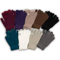 Детские перчатки c эффектом TOUCH, LL 7076