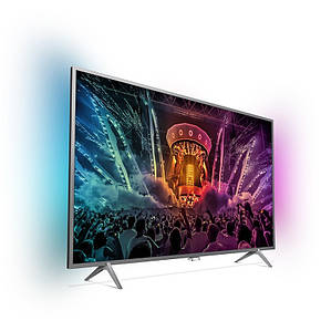 Телевизор Philips 49PUS6401/12 (PPI 1000Гц, Ultra HD, Smart, Wi-Fi) , фото 2