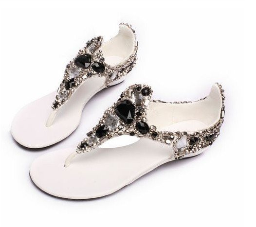 Женские сандалии и босоножки на низком ходу