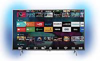 Телевизор Philips 49PUS6401/12 (PPI 1000Гц, Ultra HD, Smart, Wi-Fi)
