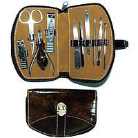 Маникюрный набор 10 предметов (N8114)  , уход за ногтями, маникюр, красота и здороввье